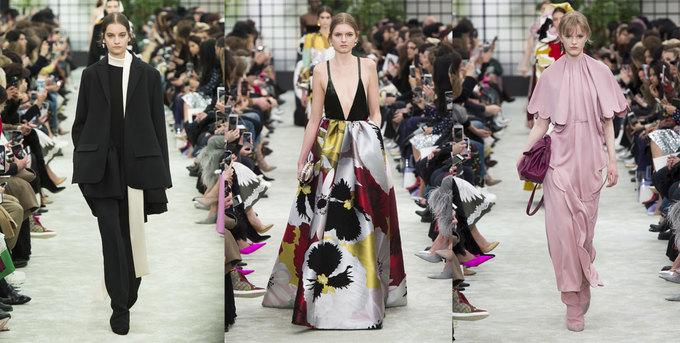 Những bộ sưu tập đẹp nhất tuần lễ thời trang Paris
