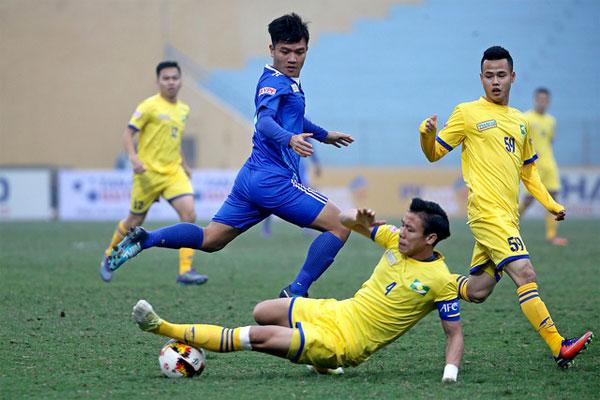 5 trận đấu vòng một V-League 2018 được phát sóng