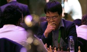 Lê Quang Liêm thi đấu ở giải cờ vua có tiền thưởng cao nhất Việt Nam