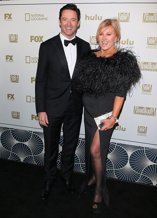 Hugh và Deborra-lee Furness là cặp sao chung thủy hiếm hoi ở Hollywood. Cặp sao đã kết hôn từ năm 1996.