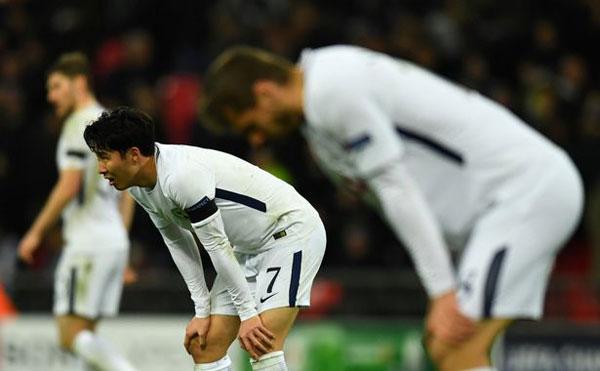 Tuy nhiên, hai bàn thắng của Higuain và Dybala chỉ trong ba phút ở giữa hiệp hai khiến hành trình của Spurs tại Champions League kết thúc trong tiếc nuối.