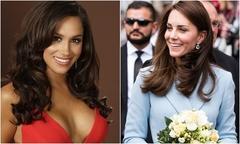 Meghan Markle 'vượt mặt' Kate trở thành người phụ nữ hoàng gia quyến rũ nhất