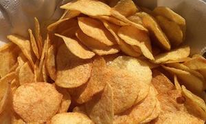 Bim bim khoai tây giòn tan làm nhanh tại nhà