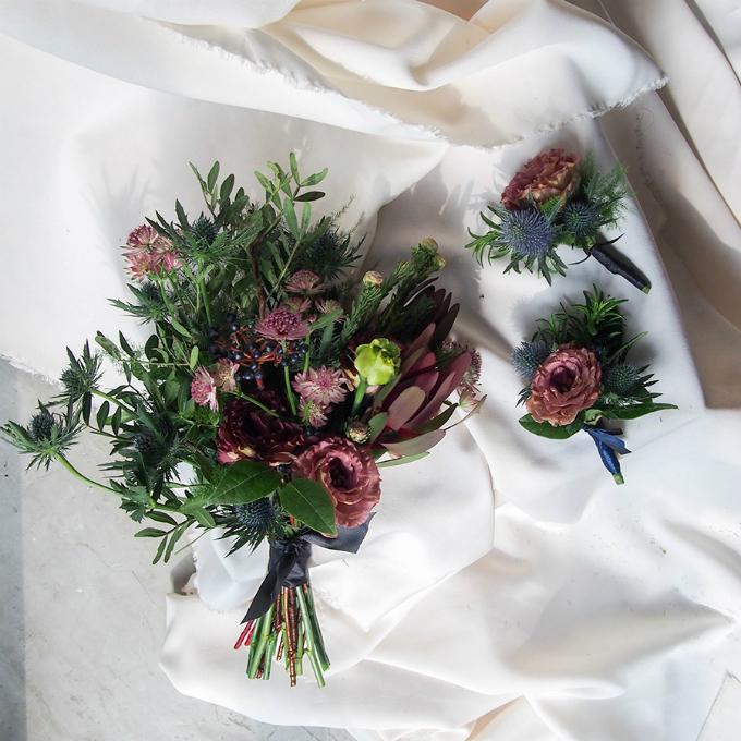 Hoa cưới 2018: Chọn màu sắc theo con giáp tăng thêm may mắn (Phần 2) - 21