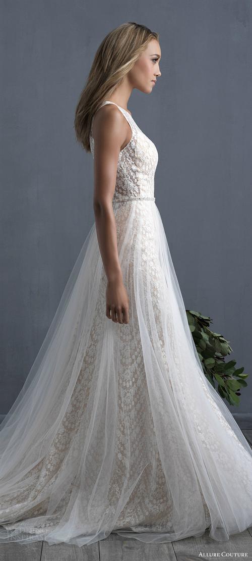 Xu hướng váy cưới 2018: Ngọt ngào và lãng mạn (Phần 1) - 9