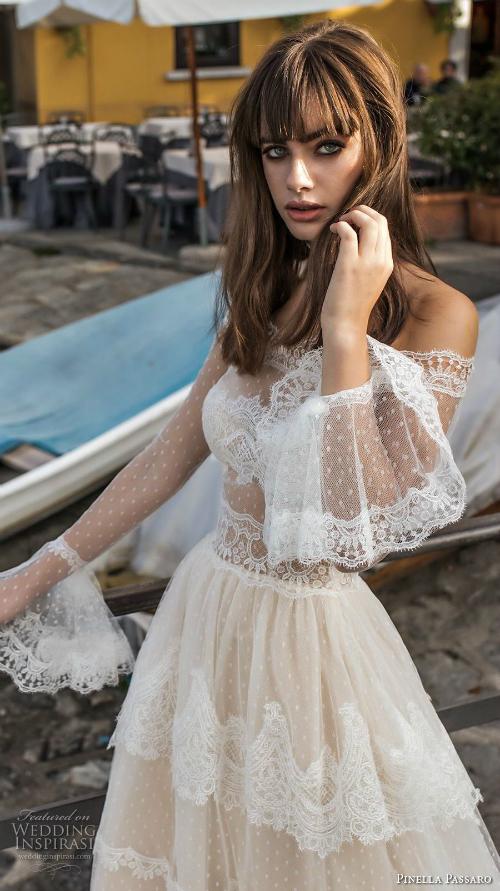 Xu hướng váy cưới 2018: Ngọt ngào và lãng mạn (Phần 1) - 11