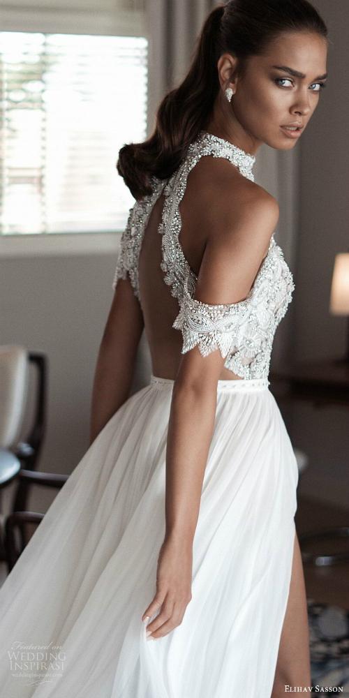 Xu hướng váy cưới 2018: Ngọt ngào và lãng mạn (Phần 1) - 13