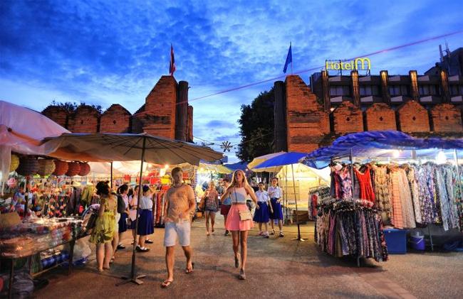 Chiang Mai là một thành phố đáng đến ở Thái Lan.
