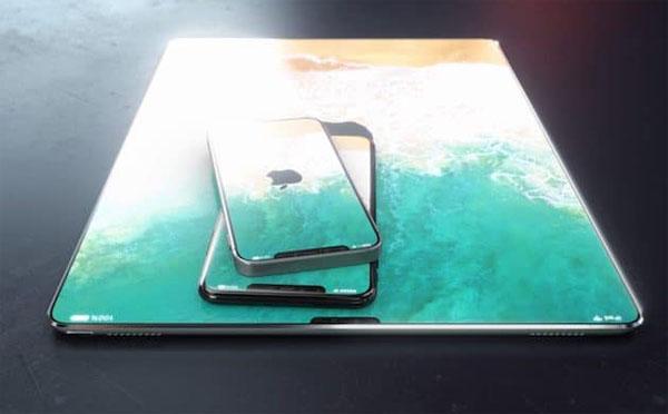 iPad Pro với Face ID sắp ra mắt