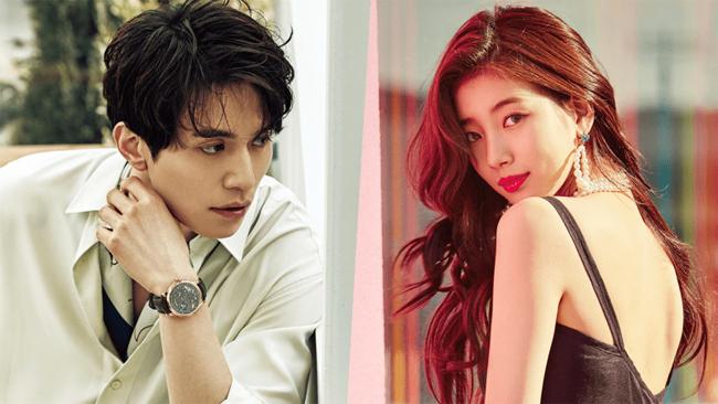 Lee Dong Wook và Suzy hẹn hò.