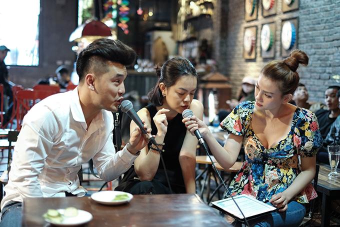 Thu Thuỷ, Phạm Quỳnh Anh lần đầu tái hợp Ưng Hoàng Phúc sau 14 năm - 1