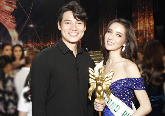 Thí sinh chủ nhà Thái Lan được nhiều người dự đoán sẽ giành chiến thắng nhưng chỉ về thứ ba chung cuộc.