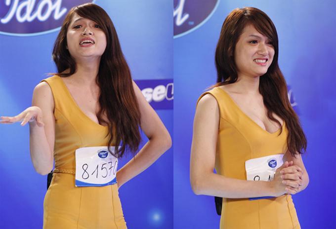 Năm 2012, Hương Giang đăng ký tham giaVietnam Idol và là thí sinh chuyển giới đầu tiên của cuộc thi này. Sau khi được trao cho tấm vé vào vòng chung kết, cô được truyền thông quan tâm khi nhận được sự ủng hộ lớn từ khán giả và liên tục vượt qua các đối thủ nặng ký dù chất giọng không nổi trội. Hương Giang lọt vào top 4 chung cuộc. Đây là cuộc thi đánh dấu những bước chân đầu tiên của Hương Giang ở showbiz Việt. Sau khi rời khỏi Vietnam Idol 2012, cô tích cực hoạt động âm nhạc.