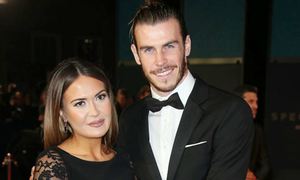 Gareth Bale sắp có em bé thứ ba