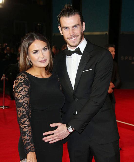 Bale và Emma sắp có em bé thứ ba.