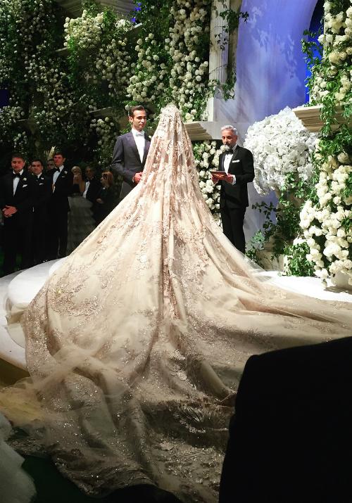 14 lễ cưới đắt đỏ nhất hành tinh - 10