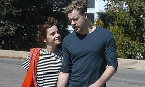 Emma Watson công khai hẹn hò nam diễn viên 'Glee'