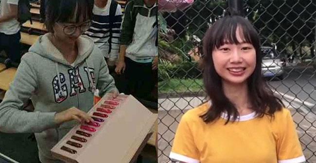 Là nữ sinh duy nhất của lớp, Chen luôn nhận được sự quan tâm, chăm sóc của các bạn nam