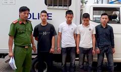 Nhóm trai làng bị truy sát khi đi chơi cùng 'hoa có chủ'