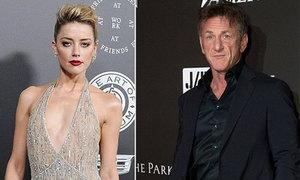 Amber Heard hẹn hò với Sean Penn