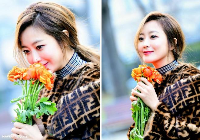 Nhan sắc tuổi 40 mặn mà của Kim Hee Sun - 5
