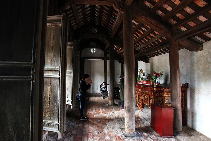 Nhà của \'Bá Kiến\' trong truyện Chí Phèo