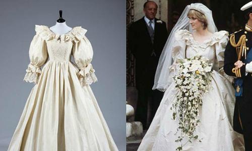 Công nương Diana đã giảm vòng eo từ 66 cm xuống 58 cm trước ngày cưới
