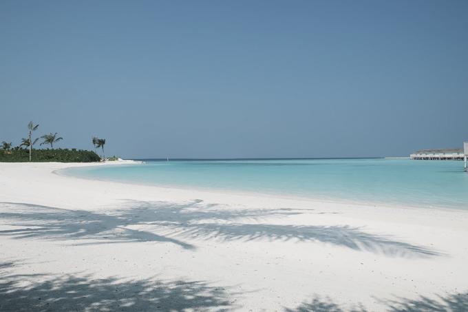 Kỳ nghỉ ở Maldives nắng ấm của MC Quỳnh Chi và Thuỳ Dung - 11