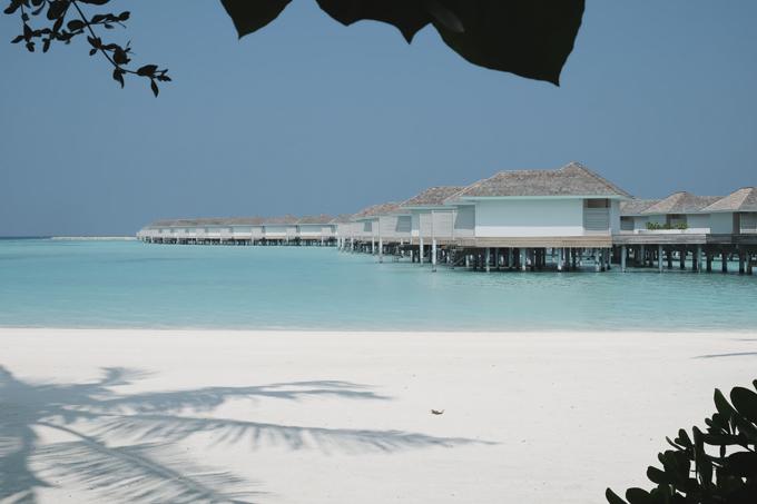 Kỳ nghỉ ở Maldives nắng ấm của MC Quỳnh Chi và Thuỳ Dung - 12