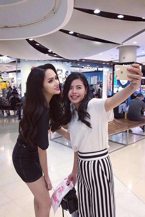 Tuy đại diện nước chủ nhà chỉ đoạt ngôi Á hậu 2, nhưng mọi người đều dành tình cảm cho Hoa hậu người Việt Nam.