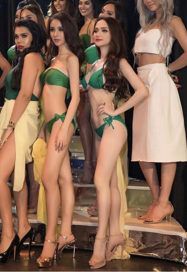 Trong suốt quá trình tham gia cuộc thi, đại diện của Việt Nam luôn