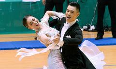 Cặp đôi kiện tướng dancesport khởi nghiệp với chuỗi cafe Mano