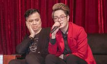 Bùi Anh Tuấn khóc khi tâm sự với nhạc sĩ Tiến Minh về chuyện tình yêu