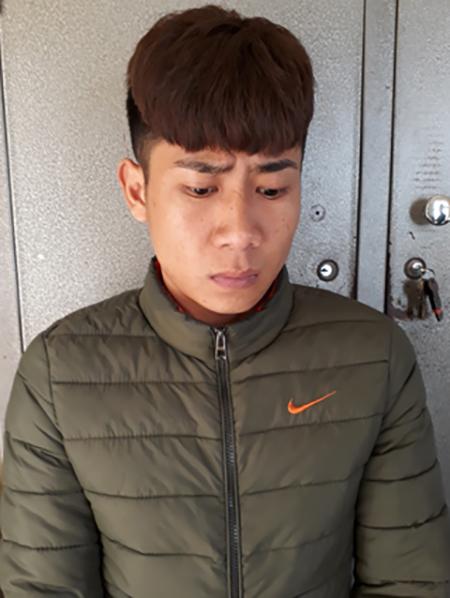 Nghi can Nguyễn Văn Khánh.