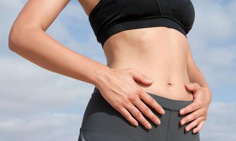 5 động tác giúp đánh tan mỡ bụng chỉ sau 2 tuần
