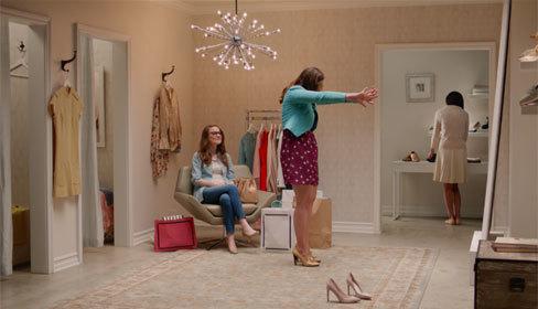 Blogger thời trang vén màn bí mật về phòng thử đồ