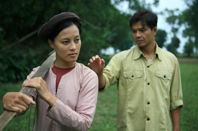 Ngọc Anh vào vai Nhân - đóng cặp với Lâm Vissay trong Thương nhớ ở ai.
