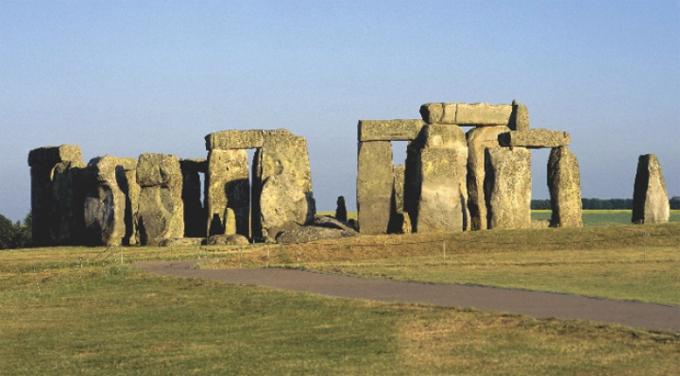 Vườn đá Stonehenge - bí ẩn của nhân loại.