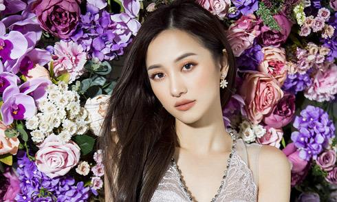 Jun Vũ đẹp mong manh với thiết kế của Đỗ Long