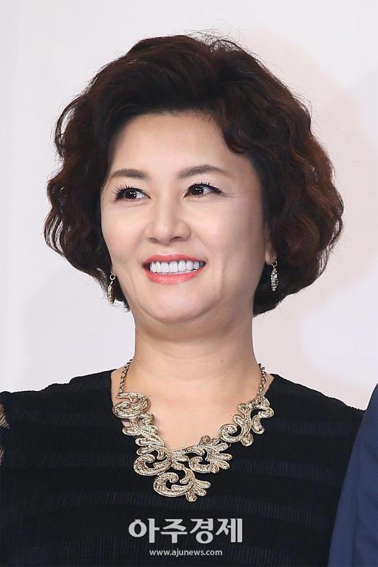 Diễn viên Kim Hye Sun.