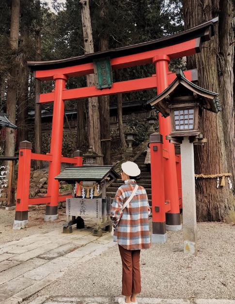 Chuyến đi Nhật đầy ắp trải nghiệm chưa từng có của Quỳnh Anh Shyn - page 2 - 9