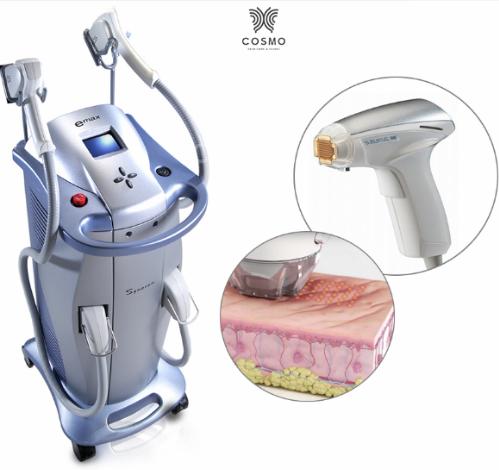 Hệ thống công nghệ thay da sinh học E-Matrix RF nhẹ nhàng, an toàn với hiệu quả điều trị tối ưu.