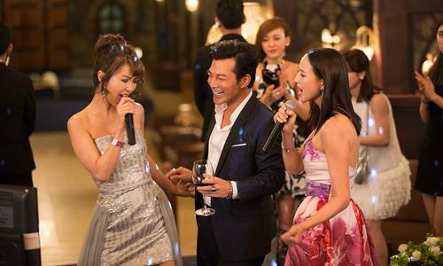 Trần Bảo Sơn 'lột xác' trong phim điện ảnh hợp tác với Hong Kong