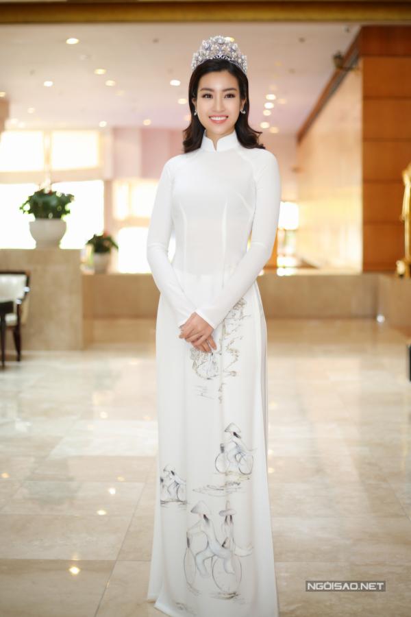 Đỗ Mỹ Linh, Kỳ Duyên đọ sắc tại họp báo kỷ niệm 30 năm Hoa hậu Việt Nam - 3
