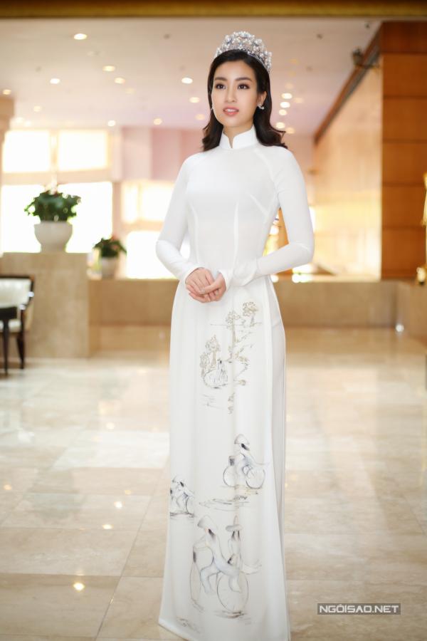Đỗ Mỹ Linh, Kỳ Duyên đọ sắc tại họp báo kỷ niệm 30 năm Hoa hậu Việt Nam - 4