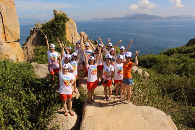 Du lịch biển đảo là một trong những điểm đến được nhiều du khách ưa chuộng.