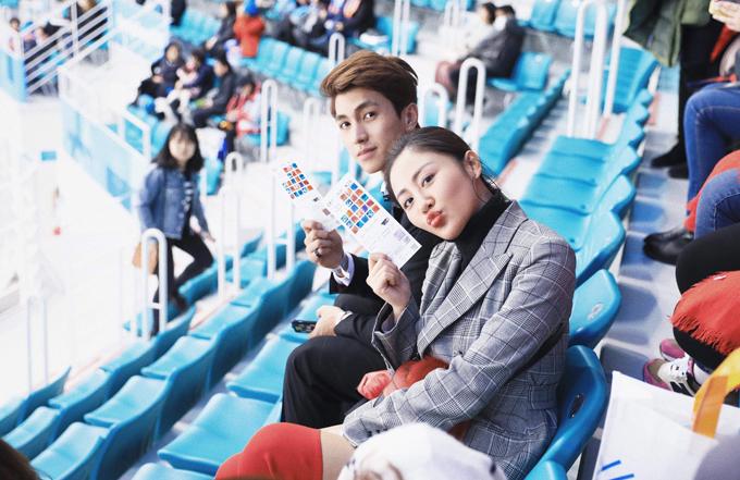 Sau buổi fan meeting, dù không có cơ hội chụp hình chung cùng Lee Dong Wook nhưng Văn Mai Hương và Bình An đều chia sẻ, họ đã có những kỷ niệm đẹp về chàng Thần Chết.