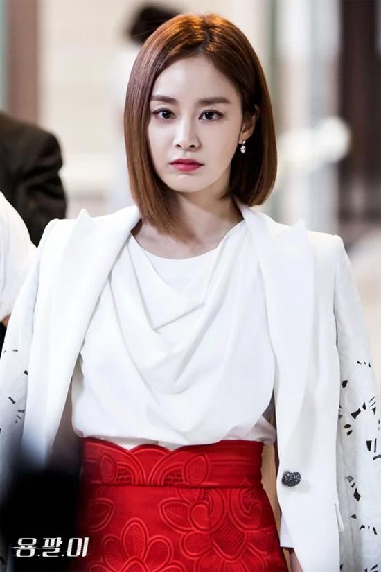 Diễn viên Kim Tae Hee.