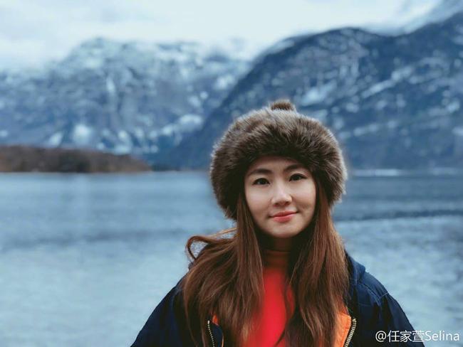 Selina của S.H.E khoe ảnh du lịch Áo ngày đầu tháng 3 - 1