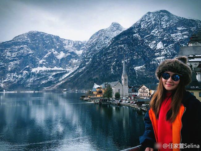 Selina của S.H.E khoe ảnh du lịch Áo ngày đầu tháng 3 - 3
